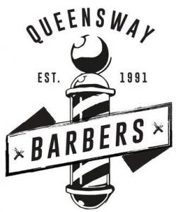 Queensway Barbers Logo